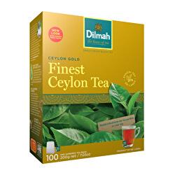 Čaj černý Ceylon Gold 100 ks