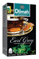Čaj černý Earl Grey 20 ks