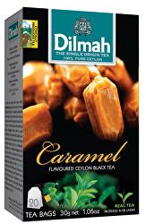Čaj černý, Karamel 20 ks