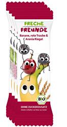 BIO Ovocná tyčinka - Banán, hrozno a čierny žeriav 4 x 23 g