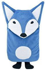 Dětský termofor Eco Junior Comfort s motivem modré lišky