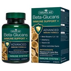 Beta Glukany+ na podporu Imunity 30 tablet