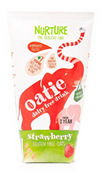 Oatie Dairy Free Drink Strawberry 200 ml