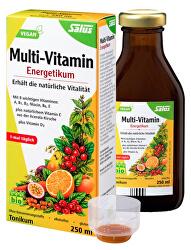 Bylinné tonikum Epresat® Multivitamin Energeticum 250 ml