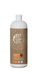 Kaštanový šampon pro posílení vlasů s vůní pomeranče 1 l