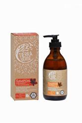 Kaštanový šampon pro posílení vlasů s vůní pomeranče 230 ml