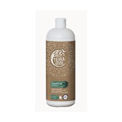 Kopřivový šampon na mastné vlasy s vůní rozmarýnu a pomeranče 1 l