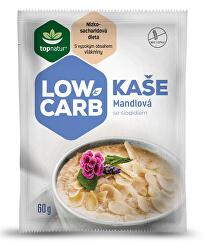 LOW CARB kaše mandlová 60 g