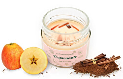Tropicandle - Apple & cinnamon