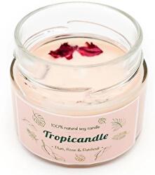 Tropicandle - Plum, rose & patchouli
