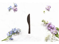 Nůž z ebenového dřeva