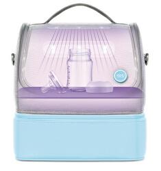 59S UV-C Univerzální sterilizační taška s odděleným úložným prostorem P14 - blue