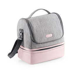 59S UV-C univerzální sterilizační taška s odděleným úložným prostorem P14 - pink
