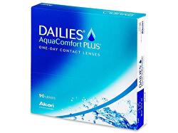 Dailies AquaComfort Plus 90 čoček