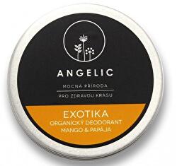 Exotika - organický deodorant mango & papája 50 ml