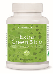 Extra Green 3 Bio 400 tablet