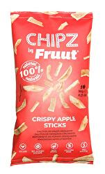 Sušené jablečné křupavé kousky (červené jablko) 20 g