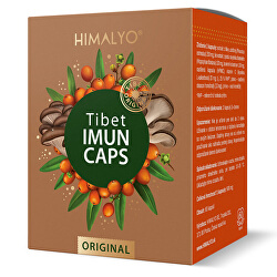 Tibet IMUN CAPS 60 kapslí