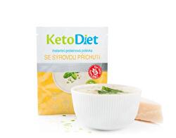 Proteinová polévka se sýrovou příchutí (7 porcí)