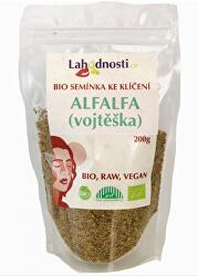 Alfalfa (vojtěška) BIO - semínka ke klíčení 200 g