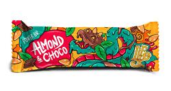 Power bar almond chocolate50 g