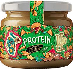 Protein cinnamon vegan 300 g