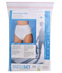 Inkontinenční pánské kalhotky s širokým měkkým gumovým pasem a velkou nepropustnou PU - membránou