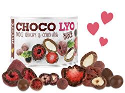 Křupavé ovoce a ořechy v čokoládě 180 g