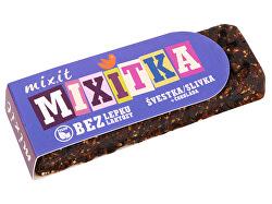 Mixitka BEZ LEPKU- Švestka + čokoláda 50 g