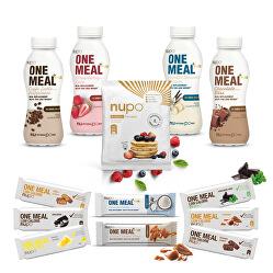 One Meal - Ochutnávka náhrady stravy