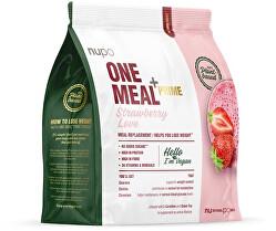 NUPO VEGAN Náhrada jídla Strawberry Love 360 g