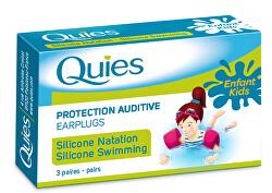 QUIES chrániče pro plavání děti (3 páry)