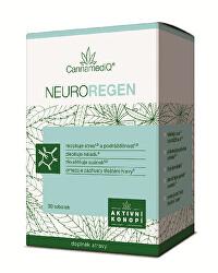 CannamediQ Neuroregen 30 tob.