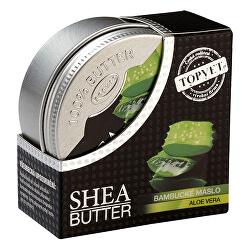 Bambucké máslo s ALOE VERA 100 ml