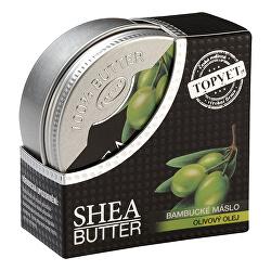 Bambucké máslo s OLIVOVÝM OLEJEM 100 ml