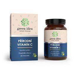 Přírodní vitamín C 60 tobolek