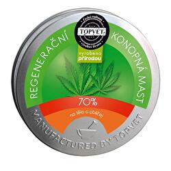 Regenerační konopná mast 70% 100 ml