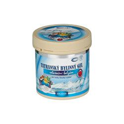 Tatranský masážní gel chladivý 250 ml