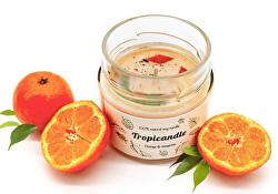Tropicandle - Orange & Tangerine