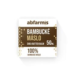 Abfarmis Bambucké máslo 100% 50 ml