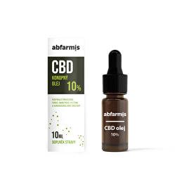 CBD olej 10% 10 ml