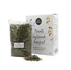 Pinďa bylinný kúpeľ 200 g