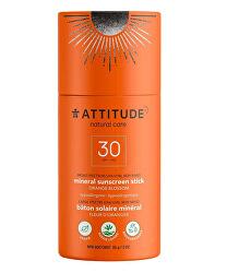 100% minerální ochranná tyčinka na celé tělo SPF 30 -  Orange Blossom 85 g
