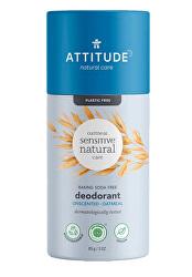 Přírodní tuhý deodorant - pro citlivou a atopickou pokožku - bez vůně 85 g