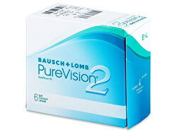 PureVision 2 HD 6 čoček
