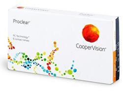 Proclear Compatibles Sphere 6 čoček