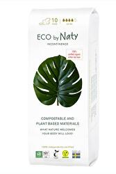 Dámské ECO inkontinenční vložky Naty - extra (10 ks)