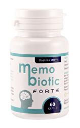 Memobiotic forte 60 tobolek - na paměť s vinnou révou a bacopou