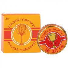 Thajská tygří mast Golden Cup Balm 8 g