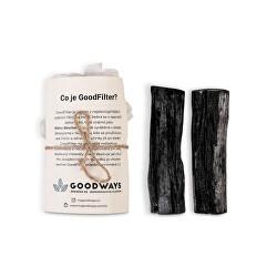 GoodFilter na vodu aktivní uhlí 2 ks